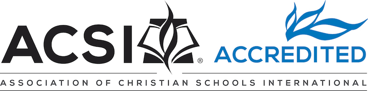 CCA is fully accredited by the Association of Christian Schools International